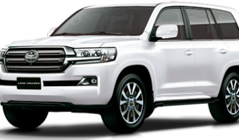 Toyota, Land Cruiser 200 2019 completo