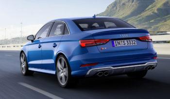 Audi, S3 Sedán 2.0 TFSI completo