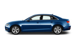 Audi, A4 Sedán TFSI